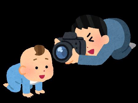 絶対撮っておきたい!赤ちゃん写真のススメ